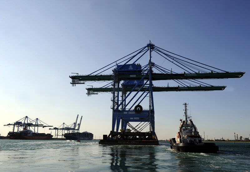 Cavotec wins contract at Jebel Ali port to reduce direct emissions.