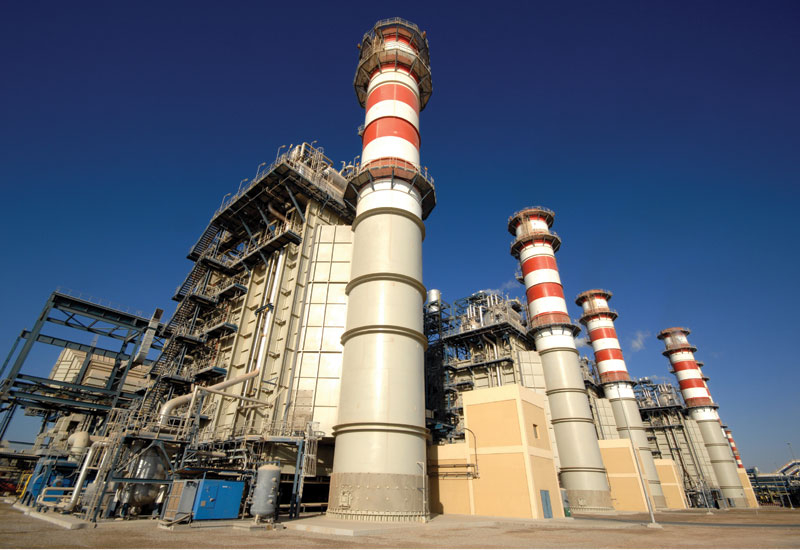 Ghazlan is an oil-fired power plant with eight power-generating units and a total capacity of 3200MW.