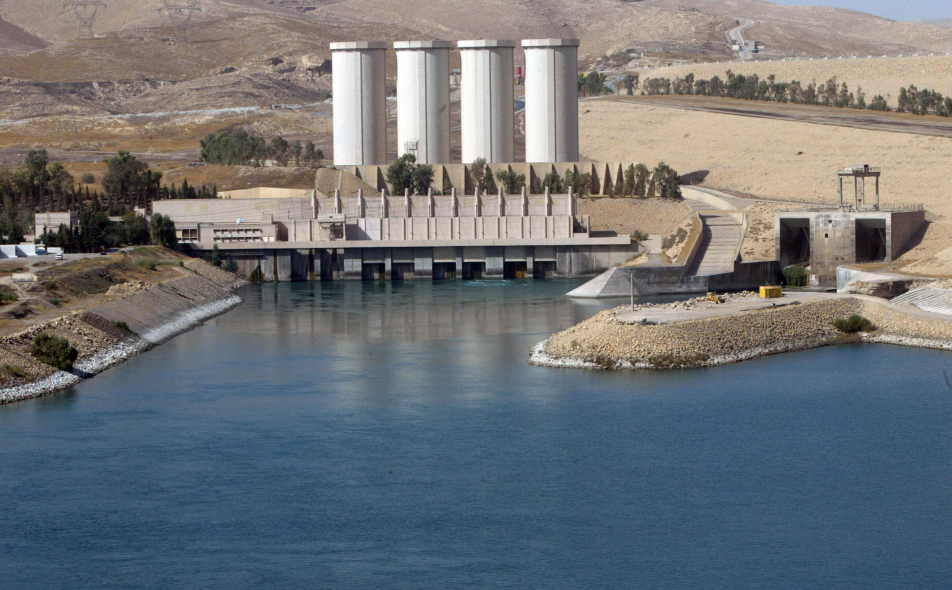Mosul, Iran, where Turkish firm Calik are to build a new gas-fired power plant. (Getty Images)