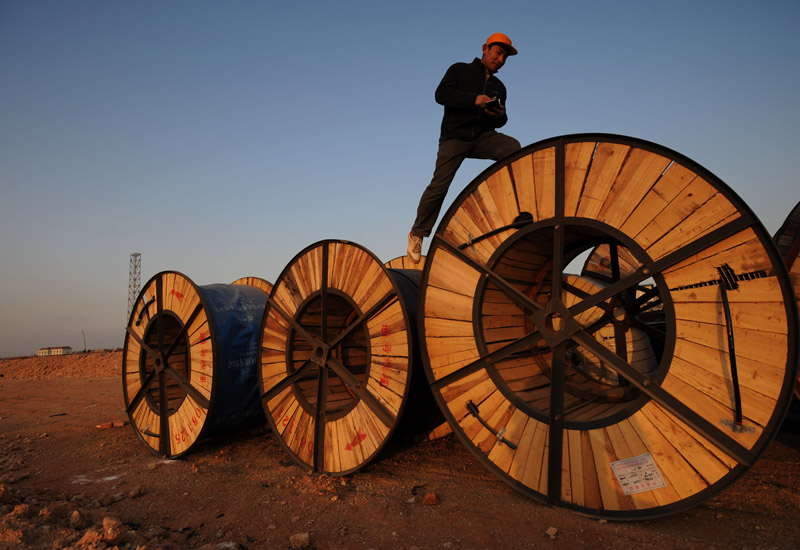 New cable firm for UAE will produce 7,000 tonnes per year. (Getty Images)