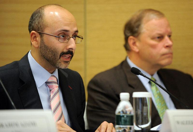 Waleed Al Mokarrab Al Muhairi, chairman of Tabreed. (Getty Images)