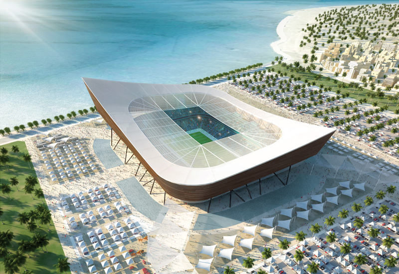 Qatar to see major infrastructure investment ahead of 2022 World Cup. (Getty Images)