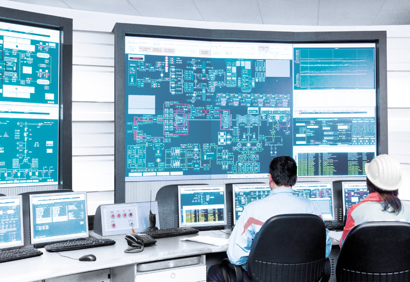 ABB will be supplying the SCADA system for the projects.