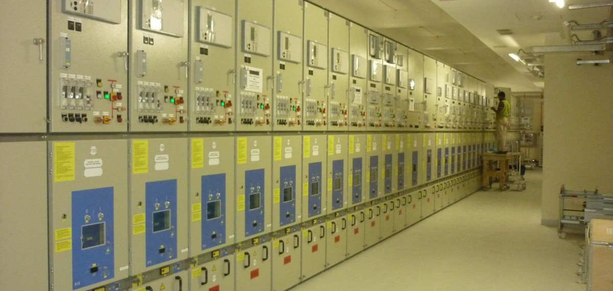 ABB, Dubai airport, Power, Power and water, Power consumption, Power demand, News