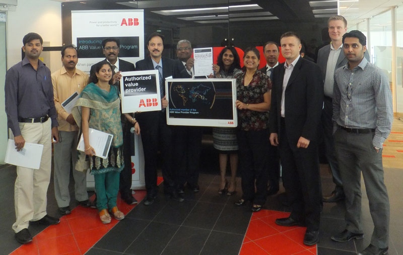 FBM and Powertech become ABB's first Authorised Value Providers in the UAE.