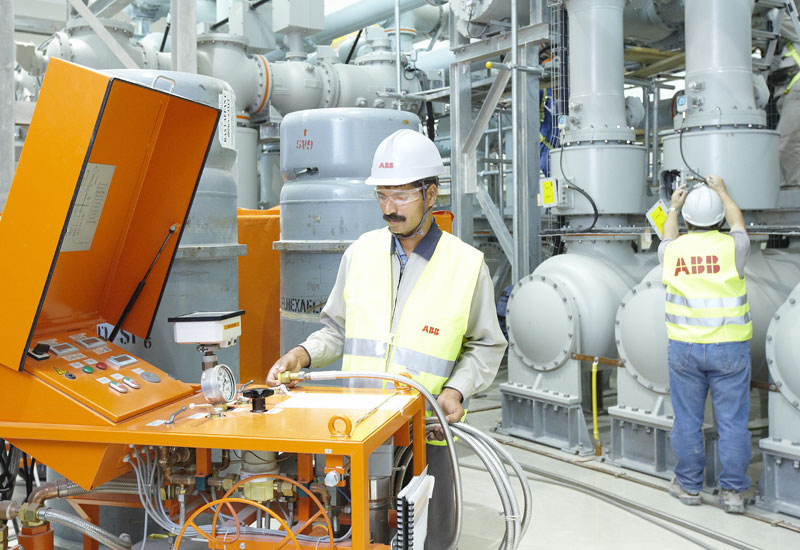 The scope of ABB's contract will include provide 380kV air insulated switchgear.