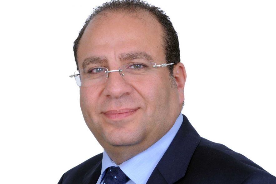 Mostafa Al Guezeri, CEO, ABB Qatar