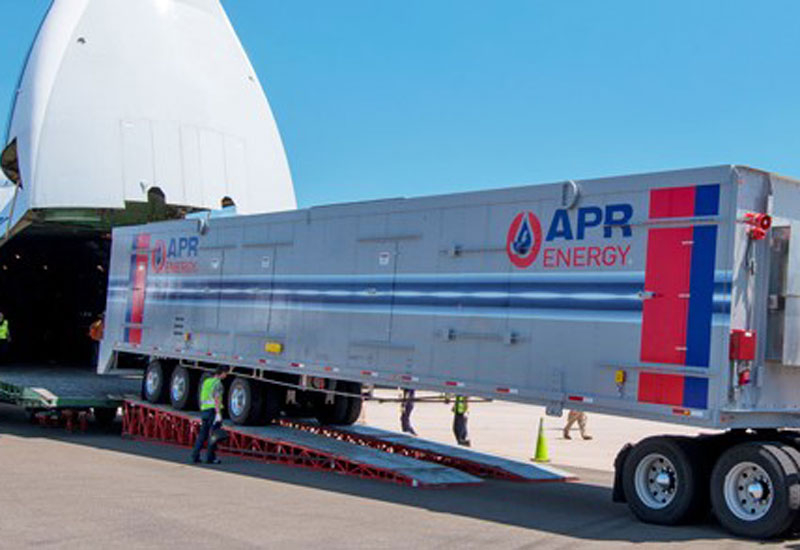 APR Energy, News