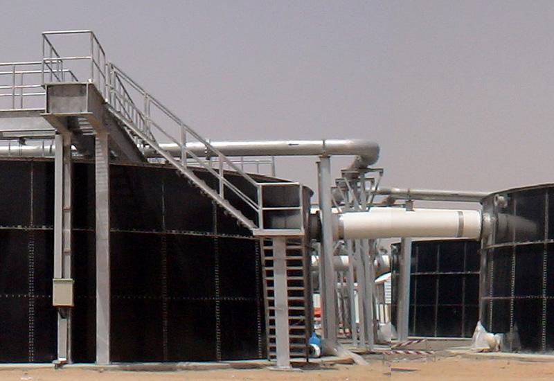 Corodex's Al Ain MBR plant.