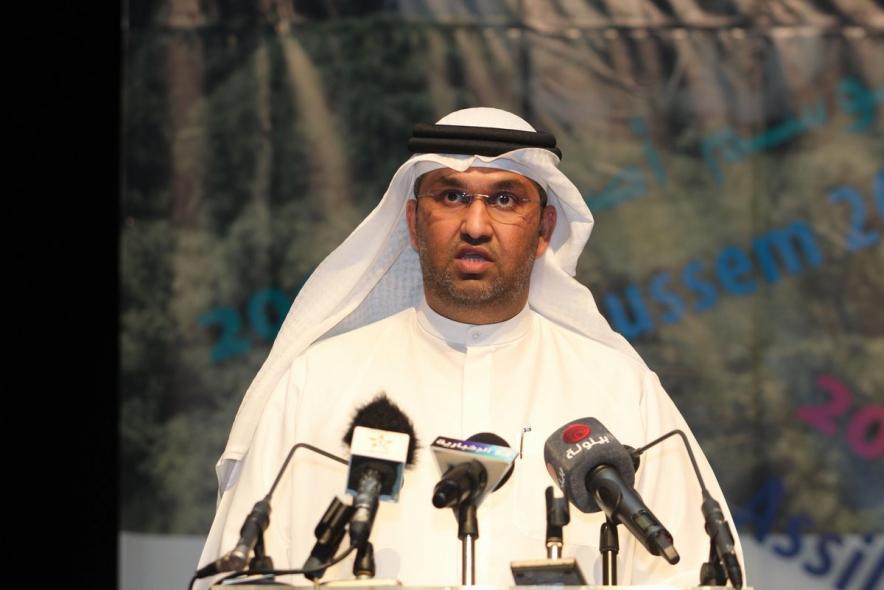 Dr. Sultan Al Jaber, CEO of Masdar.