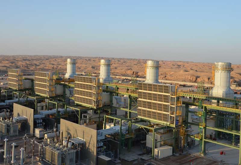 The Alstom-built Mansurya plant in Iraq.