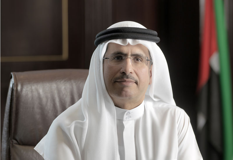 Saeed Mohammed Al Tayer, CEO and MD of DEWA