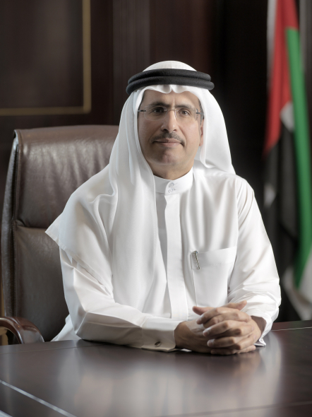 Saeed Mohammed Al Tayer, MD and CEO of Dubai Electricity and Water Authority (DEWA)