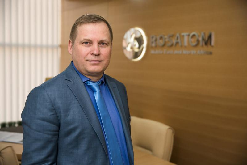 Alexander Voronkov, Vice President, ROSATOM Middle East and North Africa