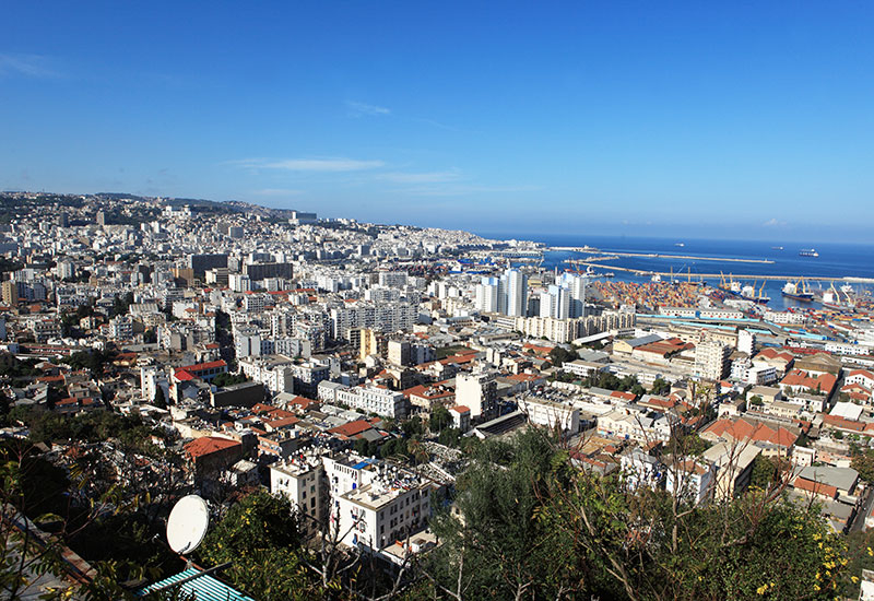 Algerian capital, Algiers