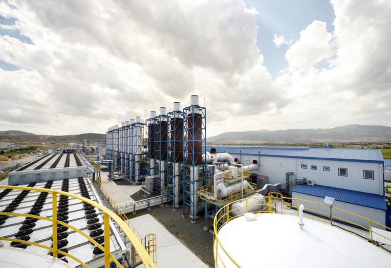 The finished plant is set to have a capacity of 1,500 MW. (GETTY IMAGES)
