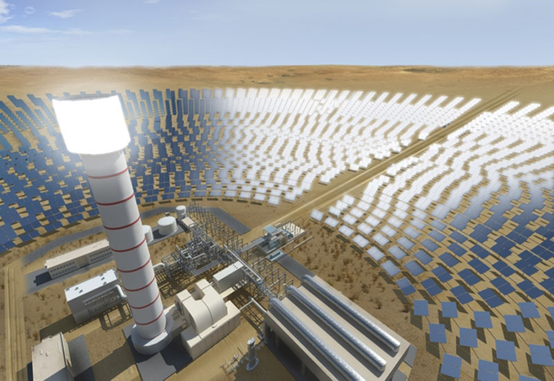 BrightSource Energy is a specialist in concentrated solar thermal tower technology.
