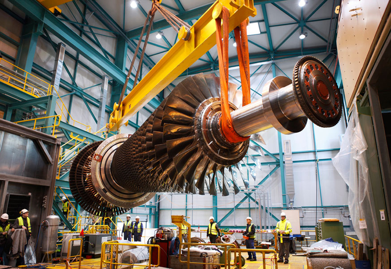GE and Toshiba to team up for supply of combined cycle plants. (Getty Images)