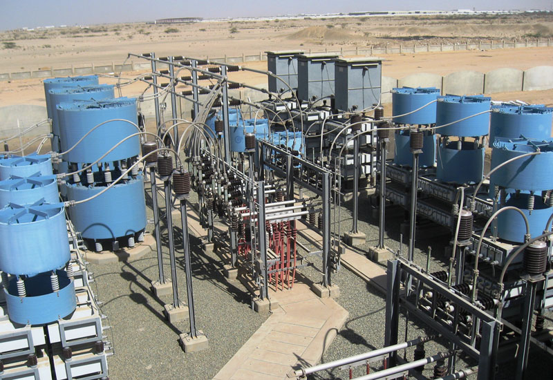 An earlier SVC system Alstom supplied to KSA
