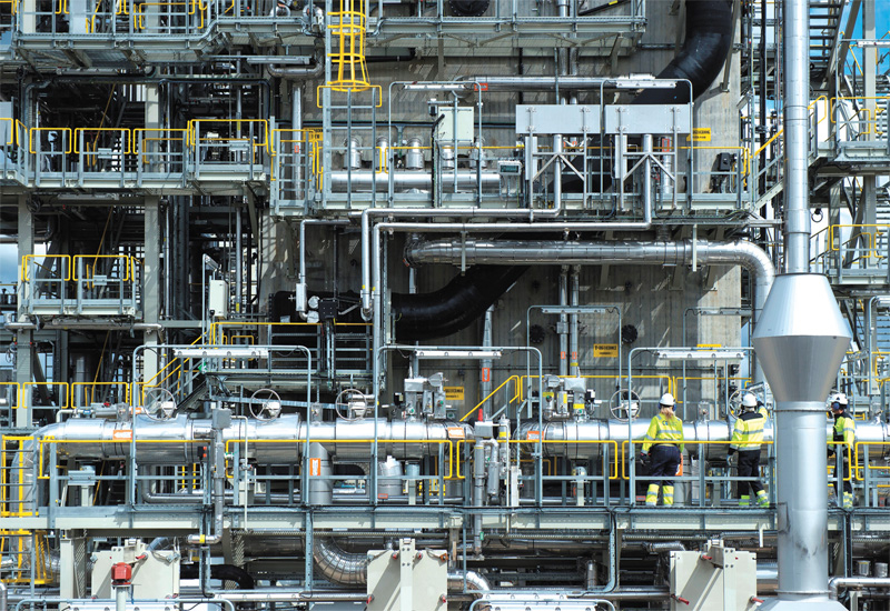 One of the world's first CCS projects is operating in Algeria.