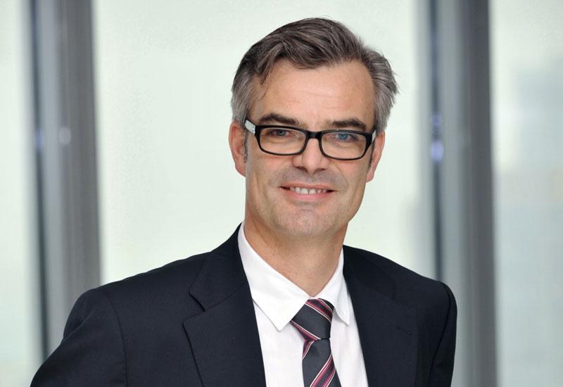 Bernhard Fonseka, Siemens' new Qatar CEO.