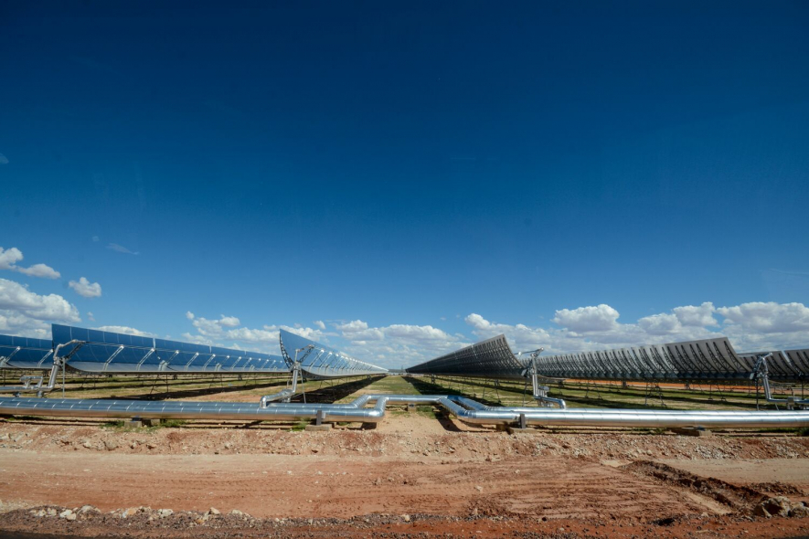 ACWA Power's Bokpoort CSP plant in South Africa