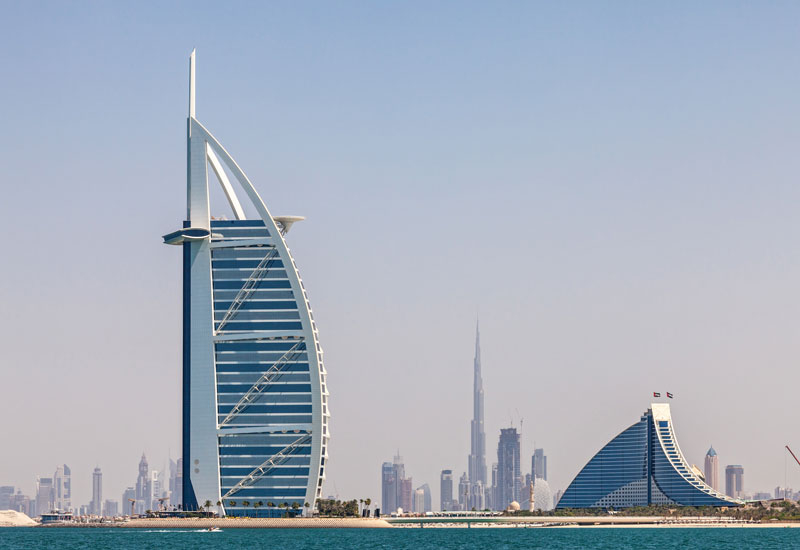The Burj Al Arab – one of the Jumeirah Group properties Empower will retrofit with district cooling.