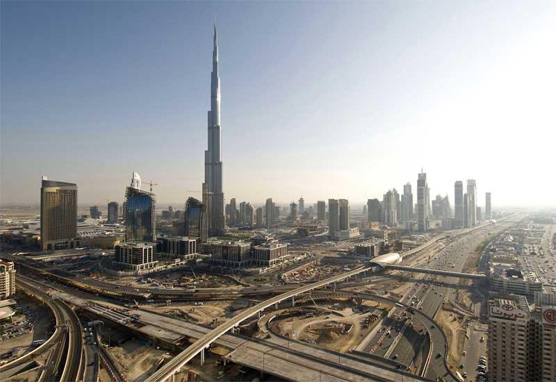 The Burj Khalifa is to use solar panels.