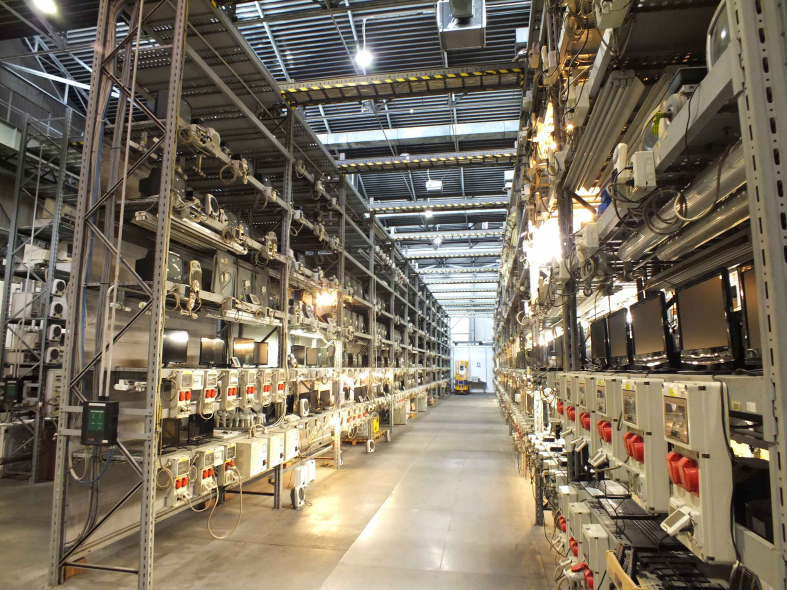 CESI Smart Metering Laboratory used for independent testing of meters