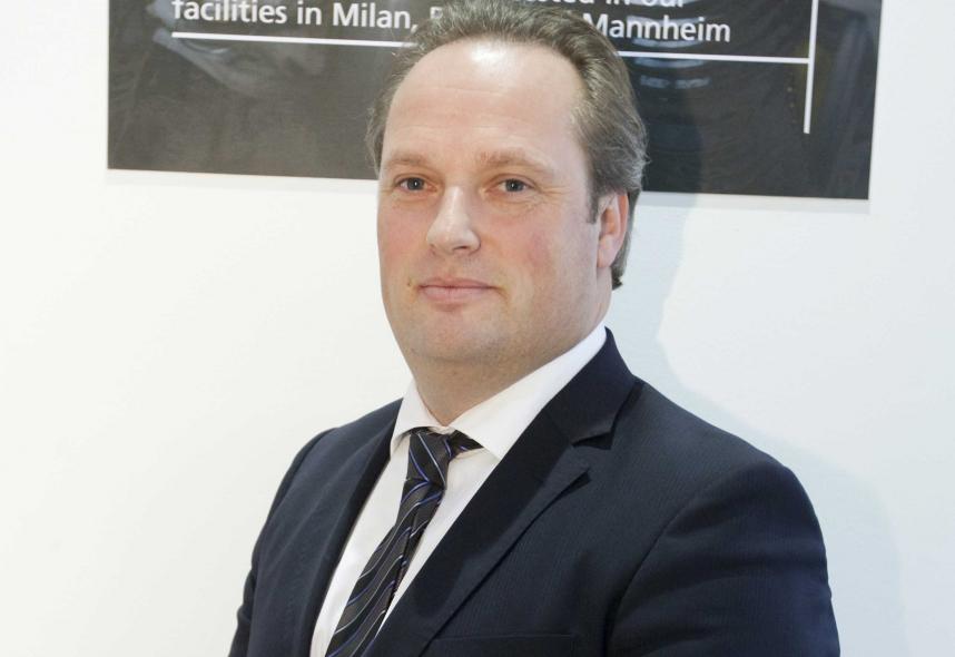 Dr Floris Schulze, head of CESI in the Middle East
