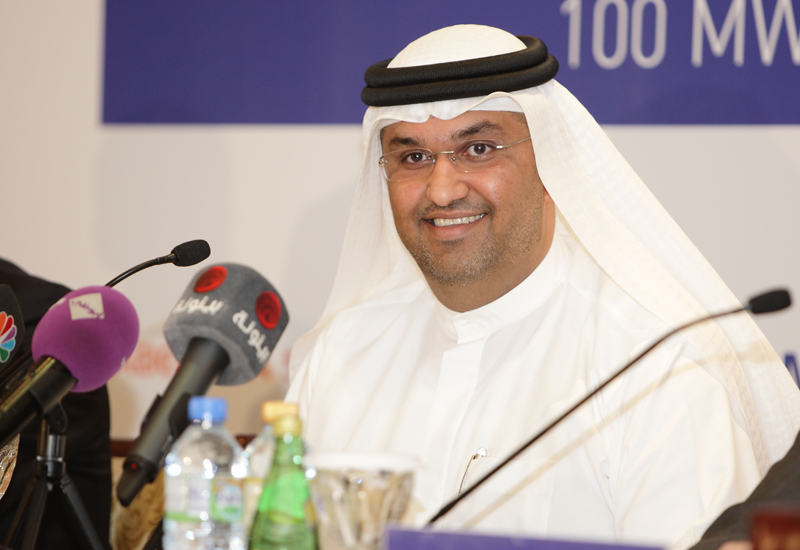 Dr Sultan Al Jaber, MD and CEO of Masdar.