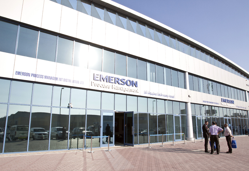 Emerson's new flow-calibration service centre has opened in Abu Dhabi, the first of its kind in the Middle East