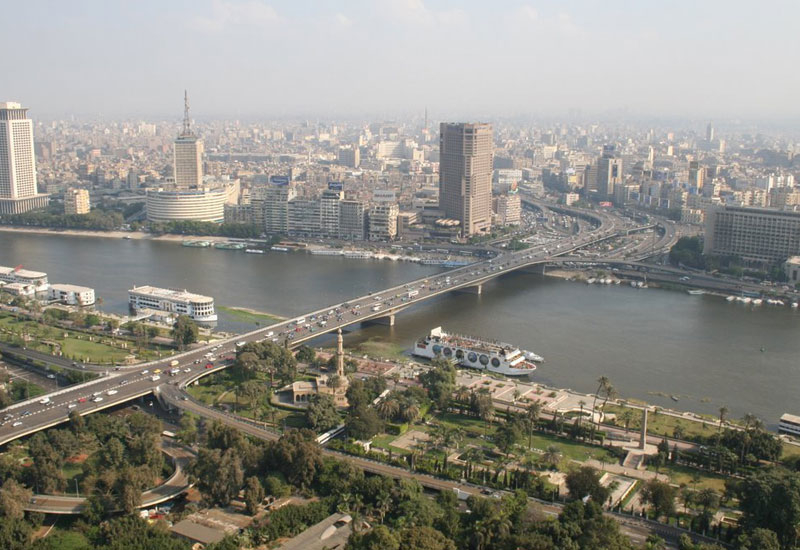The River Nile is Egypt's lifeblood
