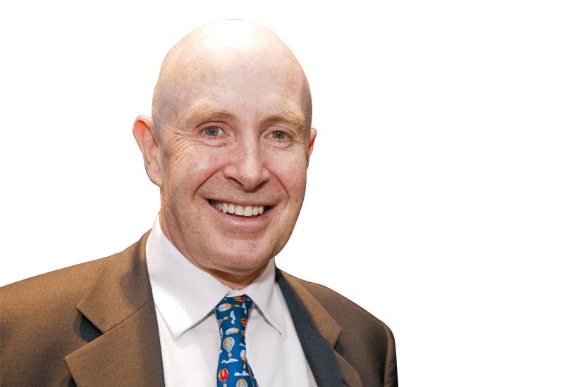Charles Neil, CEO, Landmark Properties.