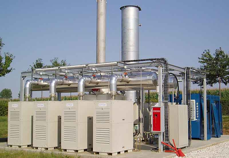 Cogeneration saves energy and lowers carbon dioxide emissions