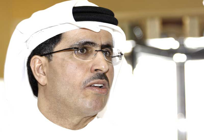 Saeed Mohammed Al Tayer, MD & CEO of DEWA