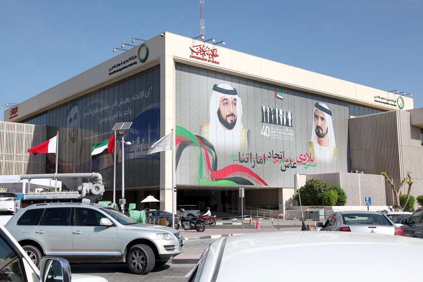 DEWA has been expanding its transmission network to support Dubai's growth.