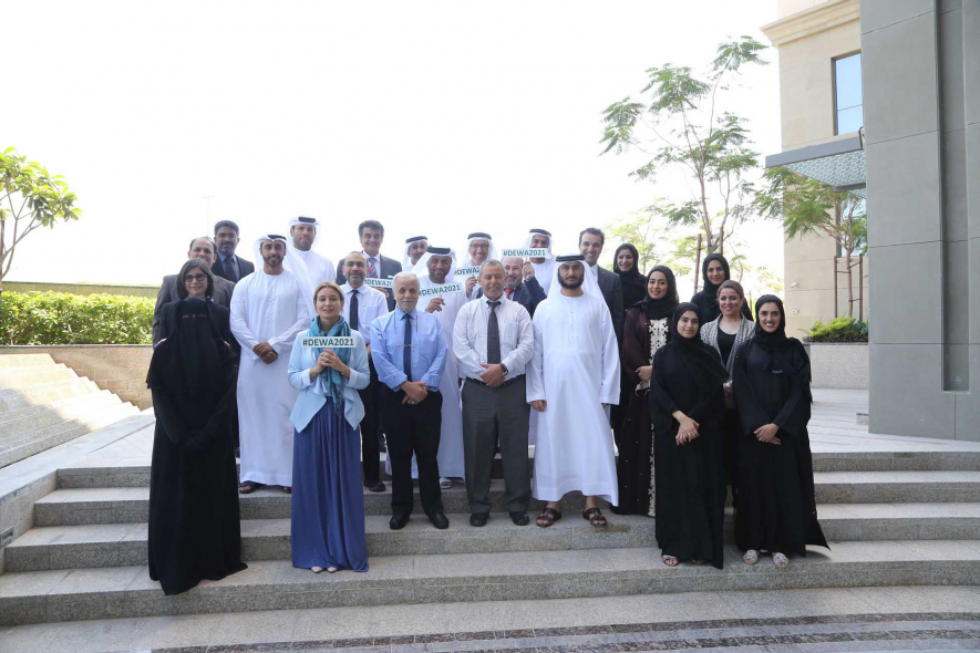 DEWA focuses on fourth-generation government excellence in annual strategy-cascading workshops.