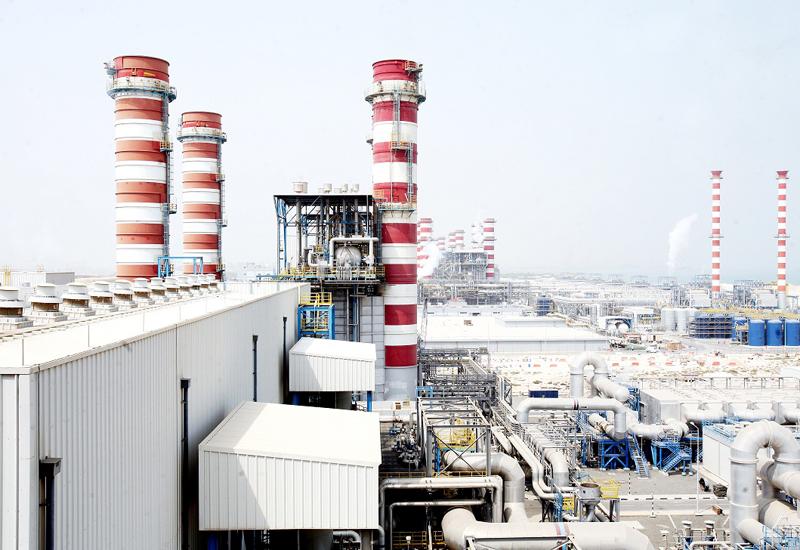 A DEWA power station.
