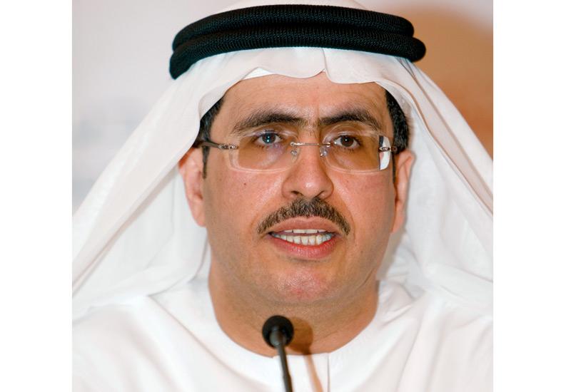 Billion dollar man: DEWA CEO Saeed Mohammed Al Tayer making the announcement.