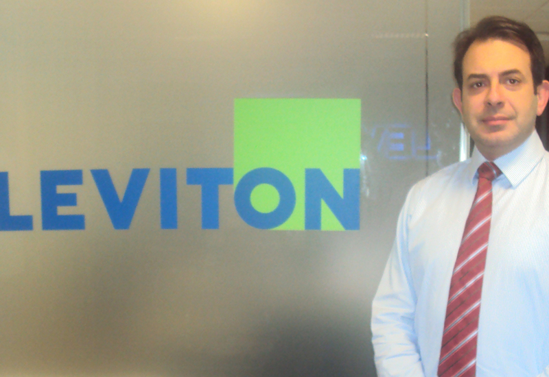 Ramzi Nassif, Managing Director of Leviton Middle East.