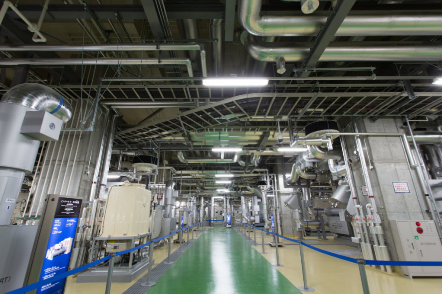 Sustainability is key to the future of district cooling
