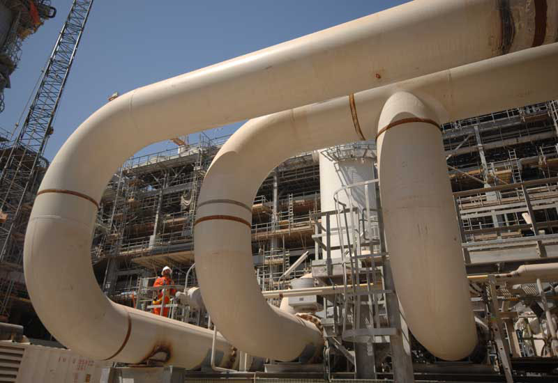 Qatar's Ras Laffan LNG producer is supplying the UAE with gas in a rare example of regional gas trading.