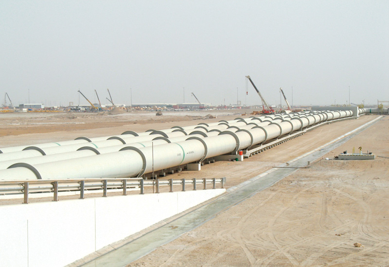ABB has won a key deal for a UAE cross-country crude oil pipeline.