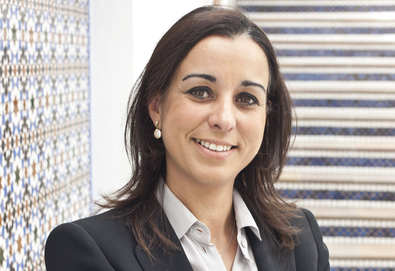 Dr. Ilham Kadri, Commercial Director, Dow Water & Process Solutions, EMEA, and General Manager, AMD, Middle East & Africa.