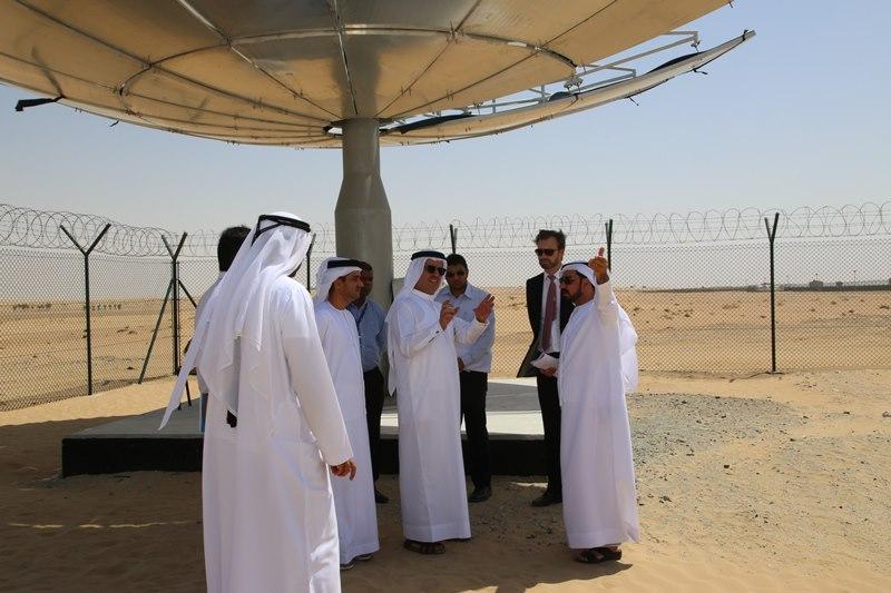 Al tayer, DEWA, Solar, News