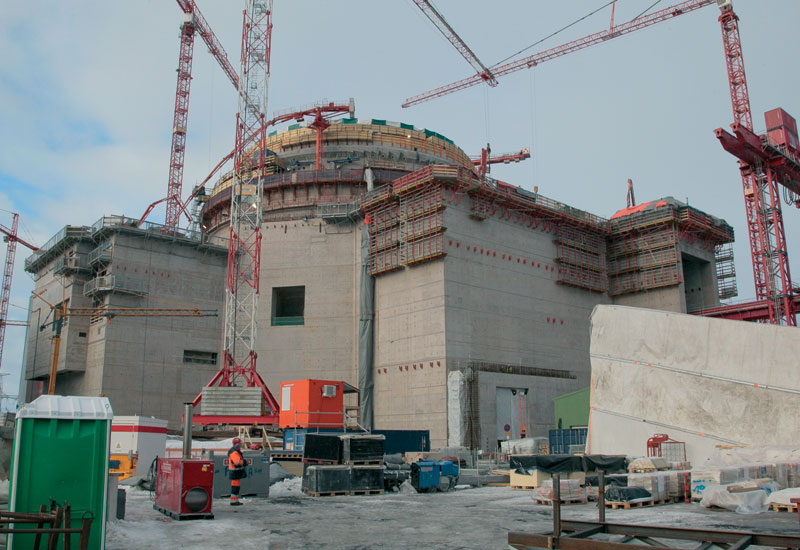 Delays in the construction of the European Pressurised Reactor at the Olkiluoto 3 nuclear plant in Finland undermined the French bid to build the nucl