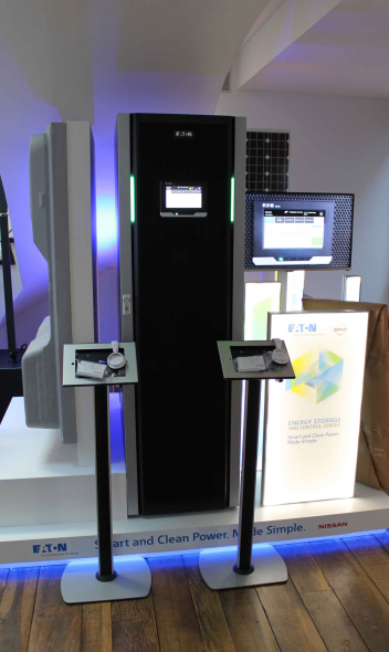 Eaton energy storage and control system