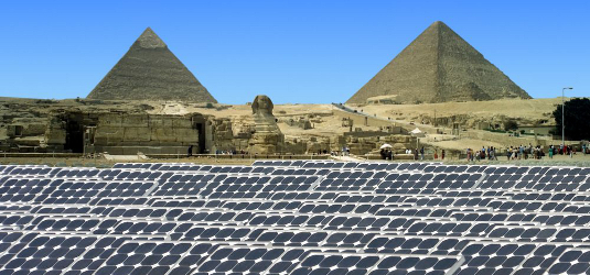 Egypt, PV, Pv modules, News