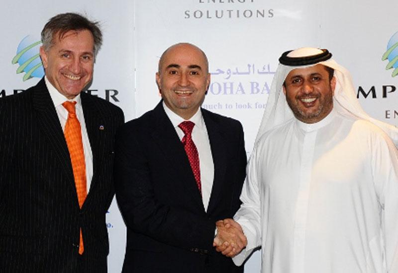 Ahmad Bin Shafar, CEO, Empower (right)